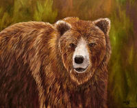 2 Brown Bearred.jpg - 19500 Bytes
